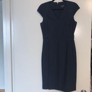 Navy blue Elie Tahari dress